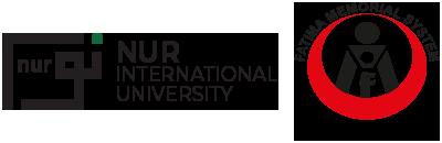 NIU – NUR International University Logo